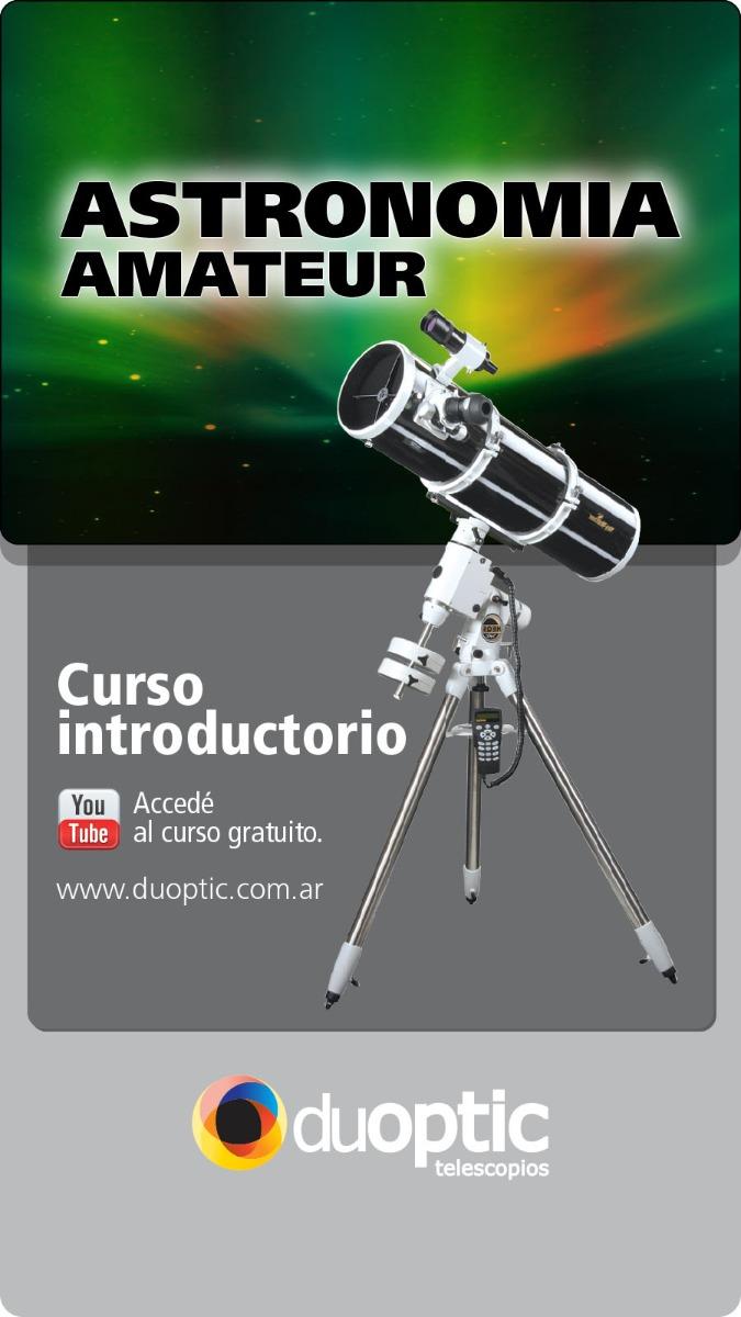 Curso de Astronomía Amateur Duoptic Chile